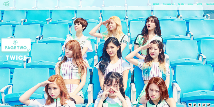 Twice Announces Their Official Group Colors Soompi