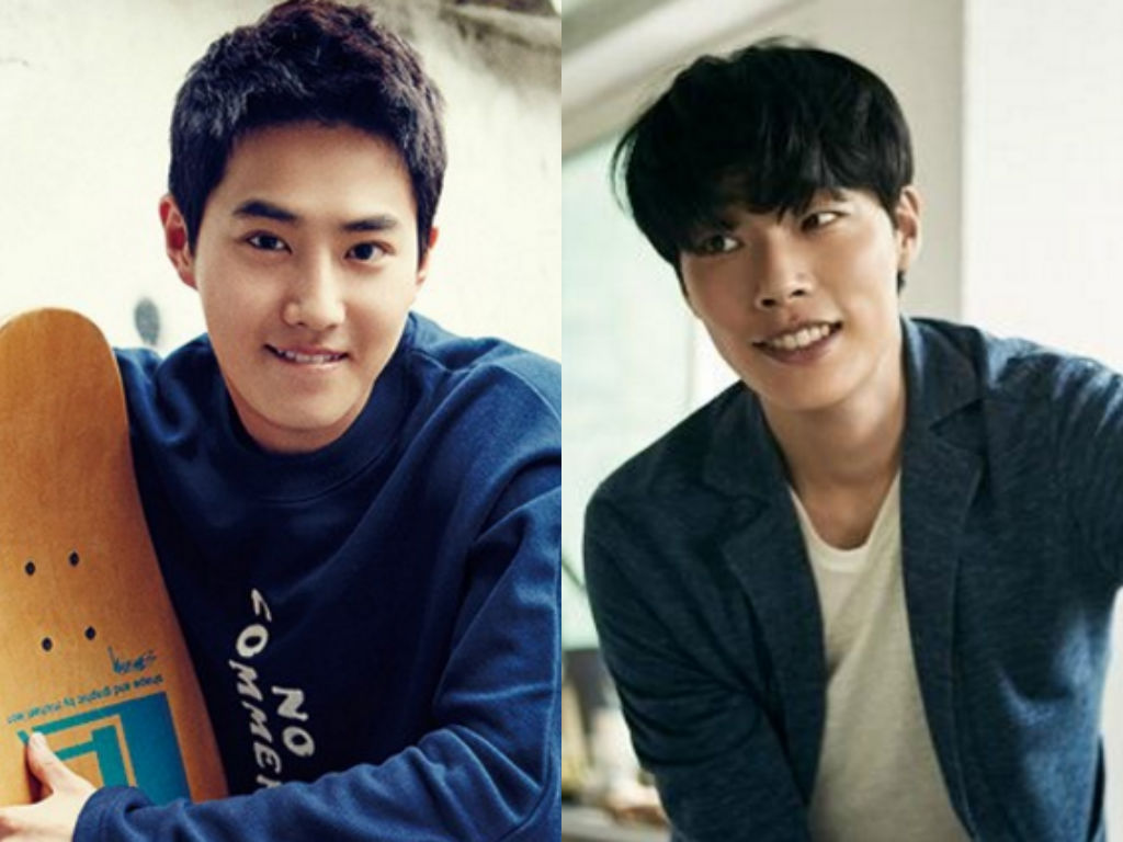 Ryu Jun Yeol Attends EXO Concert And Reveals Close Friendship With Suho