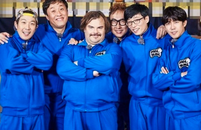 """Infinite Challenge"" Team's Plans To Meet Jack Black May Fall Through"
