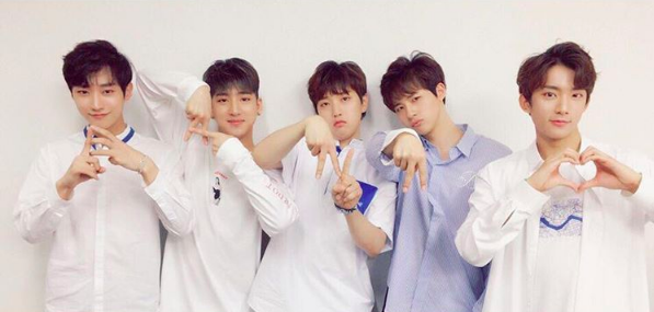 B1A4 Celebrates Anniversary Of BANA Fan Club