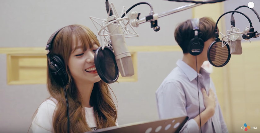 "Kim Sohee And Song Yu Vin Sing On New OST For ""Bring It On, Ghost"""