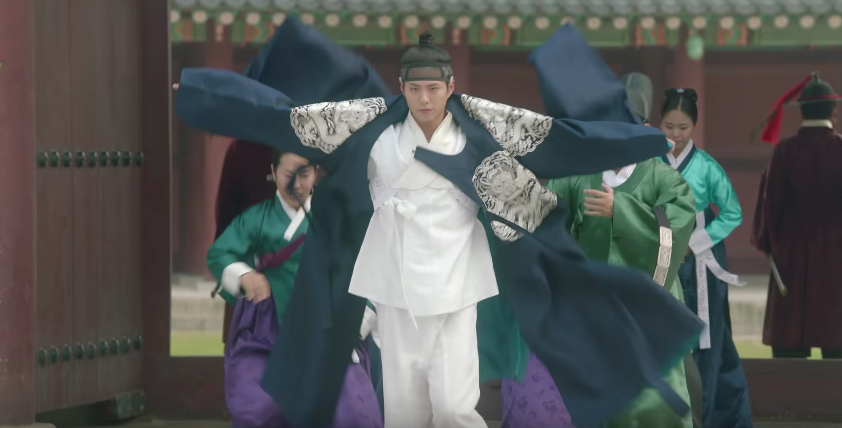 Park Bo Gum Moonlight Drawn By Clouds