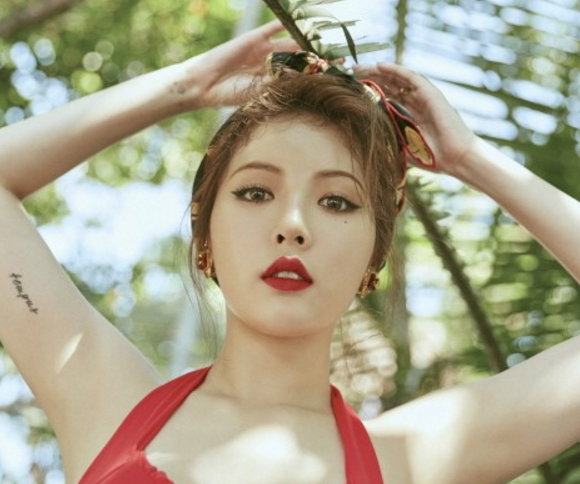 HyunA Talks About Possibility Of 4Minute Reunion