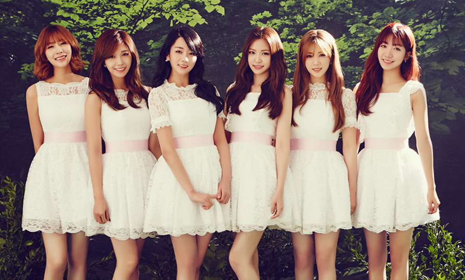 A Pink Holds Japanese Tour For Release Of New Single Album