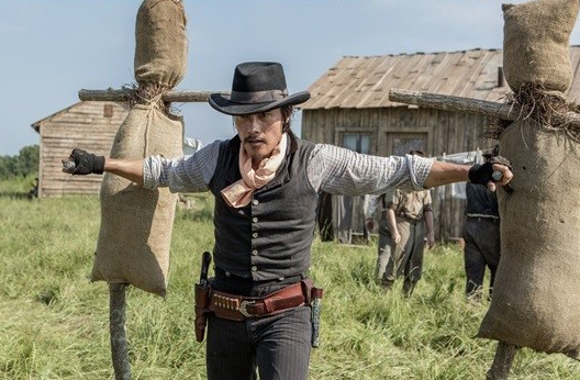 "Lee Byung Hun Is A Charismatic Cowboy For Hollywood Movie ""Magnificent Seven"""