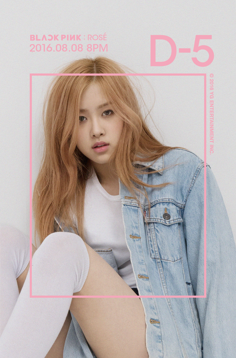 BLACKPINK Reveals First Teaser For Rosé