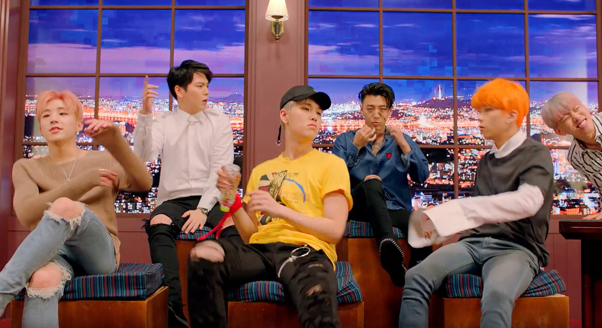 """Watch: B.A.P Reveals """"That's My Jam"""" MV Teaser And Comeback Details"""