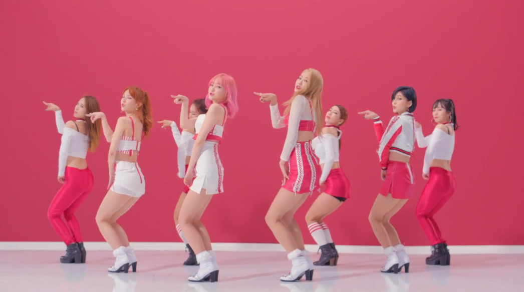 """Watch: 9MUSES A Makes Sub-Unit Debut With """"Lip 2 Lip"""" MV"""