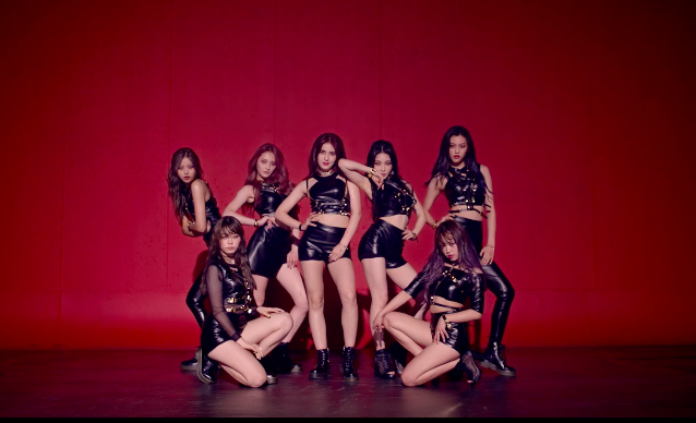 "Watch: I.O.I's Sub-Unit Is Sexy-Chic In ""Whatta Man"" MV Teaser"