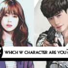 "QUIZ: Which ""W"" Character Are You?"