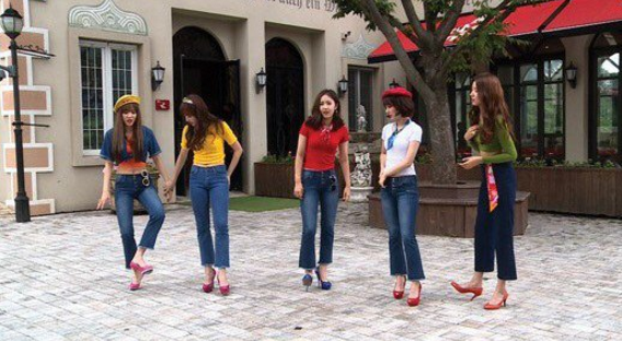 """GFRIEND To Appear As Special Guest For """"Infinite Challenge"""" U.S. Episode"""