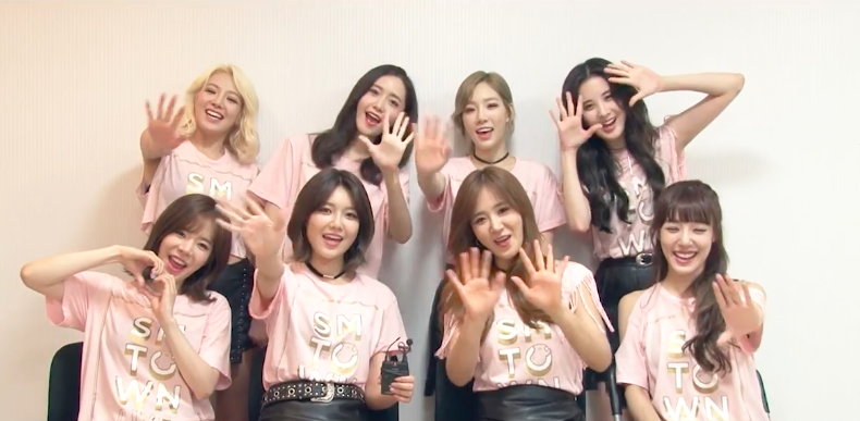 Watch: Girls' Generation Celebrates 9th Debut Anniversary With Fan Song MV And Message For Fans