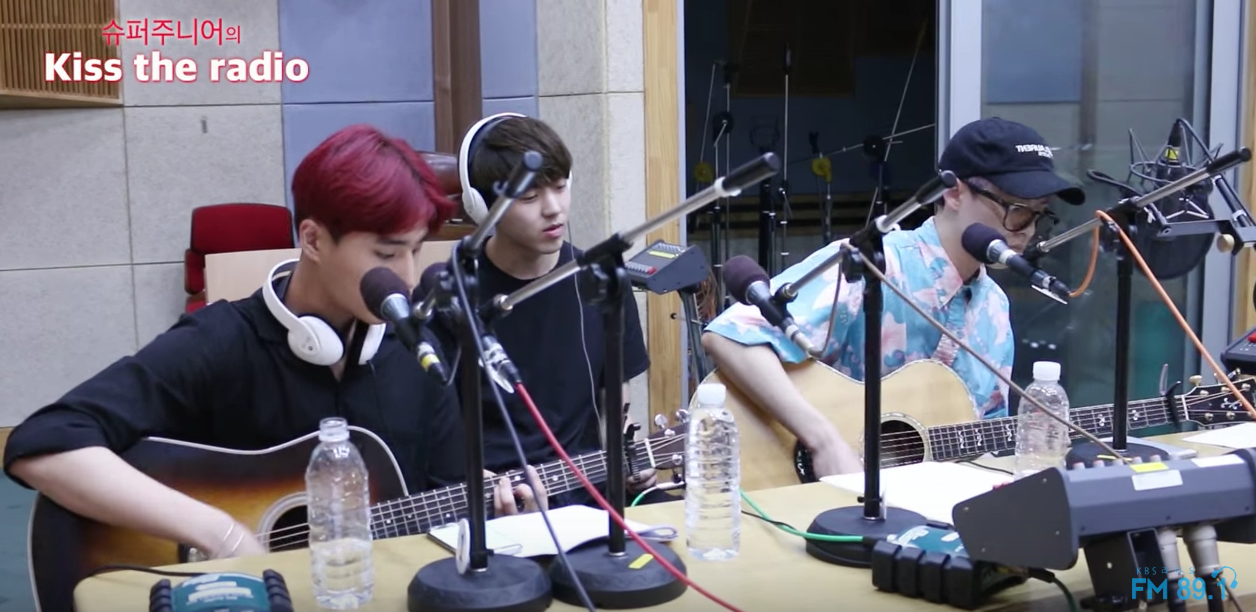 "Watch: DAY6 Performs Impressive Cover Of Taeyang's ""Eyes, Nose, Lips"""