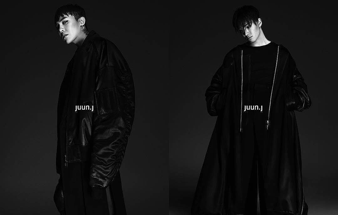Taeyang and G-Dragon Show Their Dark, Mysterious Charms As Luxury Fashion Brand Models