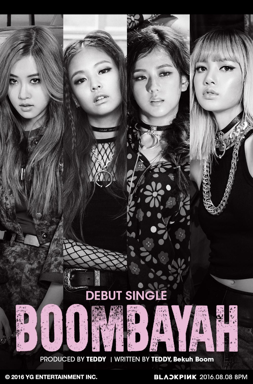BLACKPINK Boombayah teaser