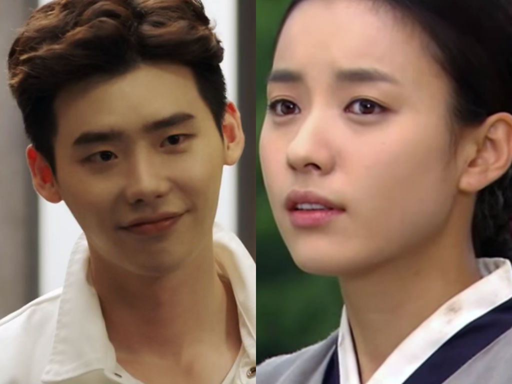 "Watch: Parody Reimagines Lee Jong Suk And Han Hyo Joo's ""W"" Characters"