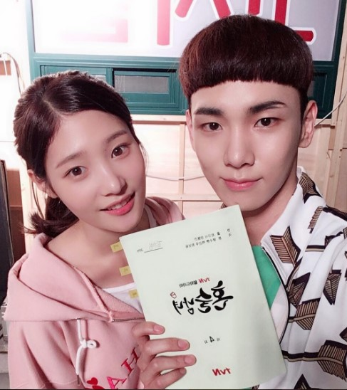 "SHINee's Key And DIA's Jung Chaeyeon Get Ready For ""Drinking Solo"""