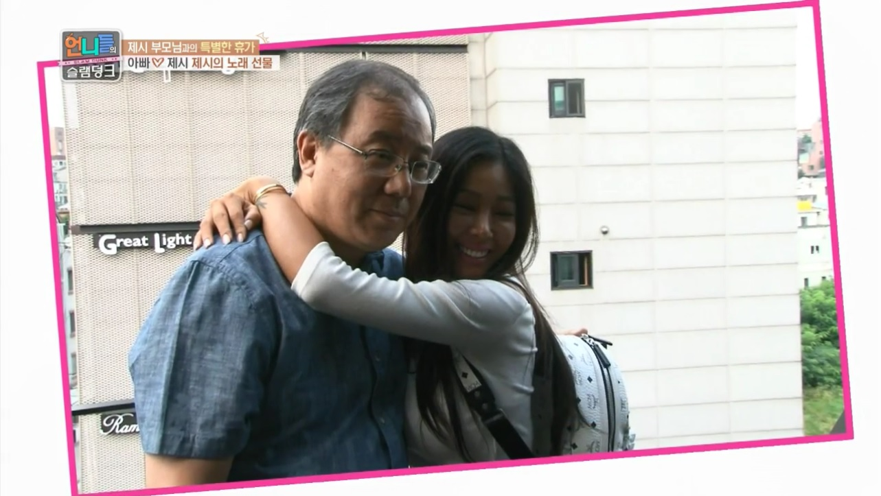 """Jessi Grants Her Father's Wishes On """"Sister's Slam Dunk"""""""