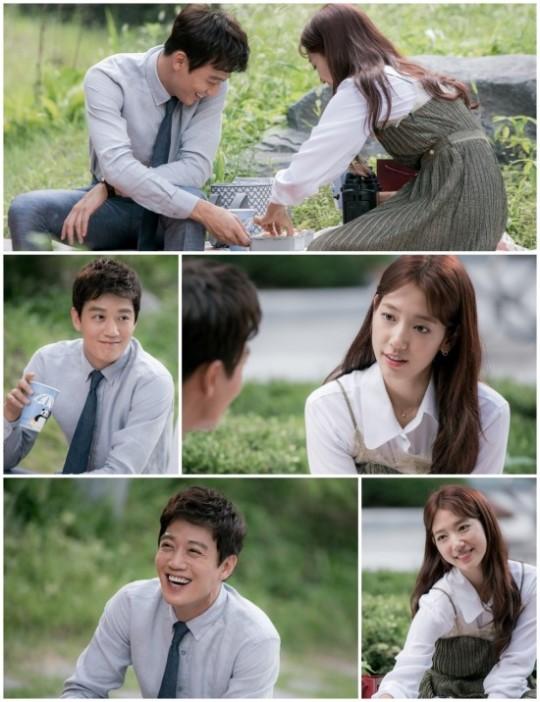 Kim Rae Won And Park Shin Hye Raise The Romance Bar Even Higher