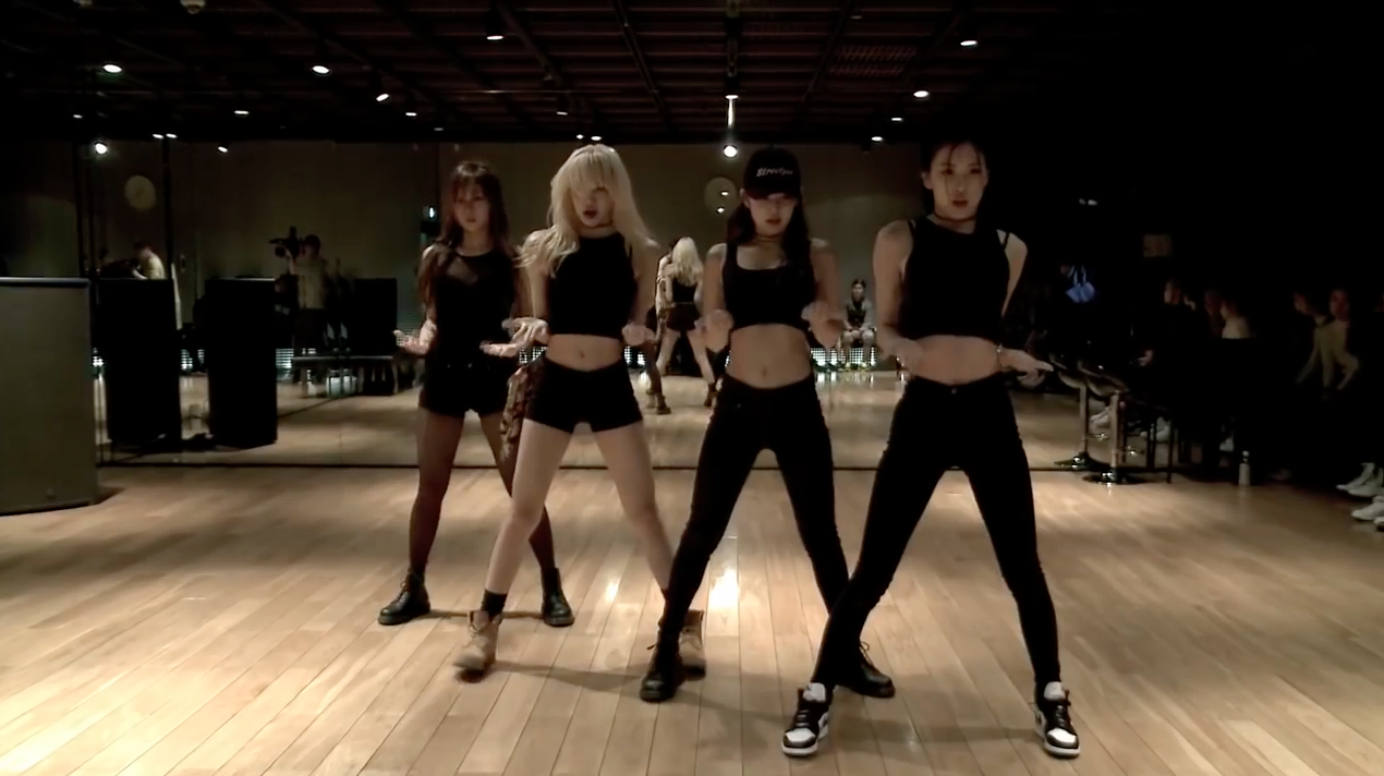 BLACKPINK's Dance Practice Video Hits 6 Million Views On YouTube Ahead Of Debut