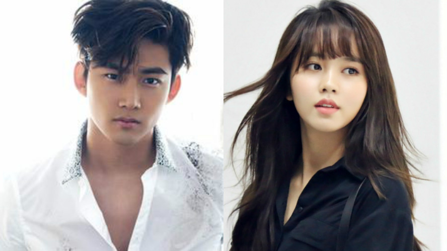 Taecyeon Discusses Intimate Scenes With 11-Year Junior Kim So Hyun