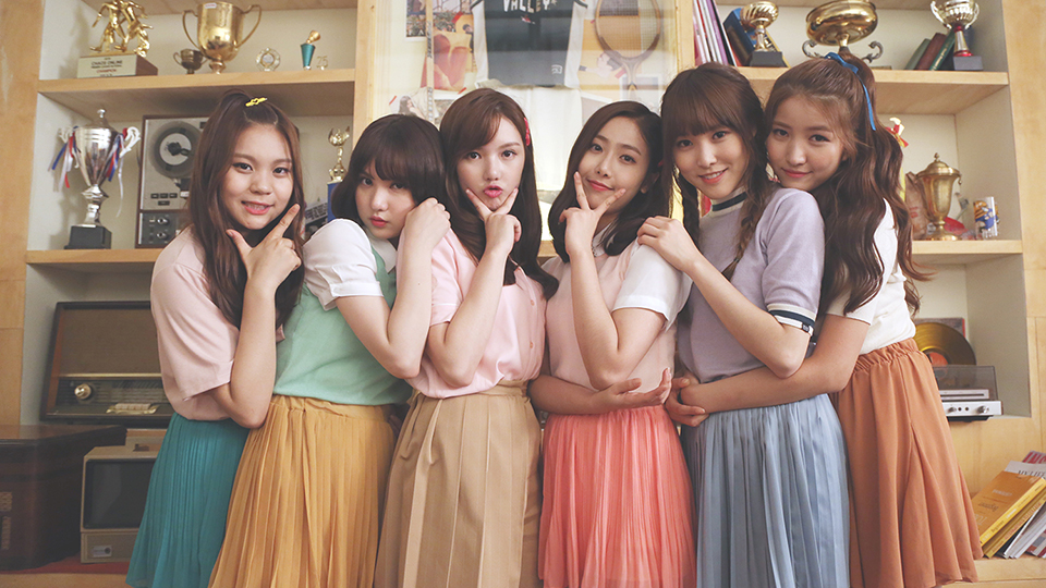 GFRIEND Stays On Top: Soompi's K-Pop Music Chart, August Week 1