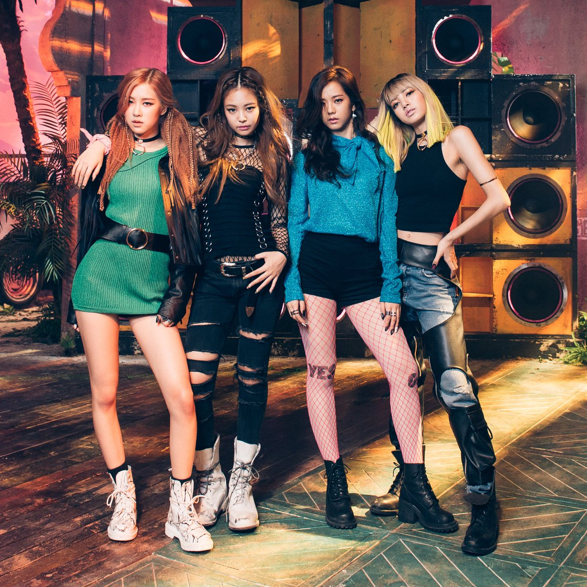 BLACKPINK Tops Charts With Debut Tracks