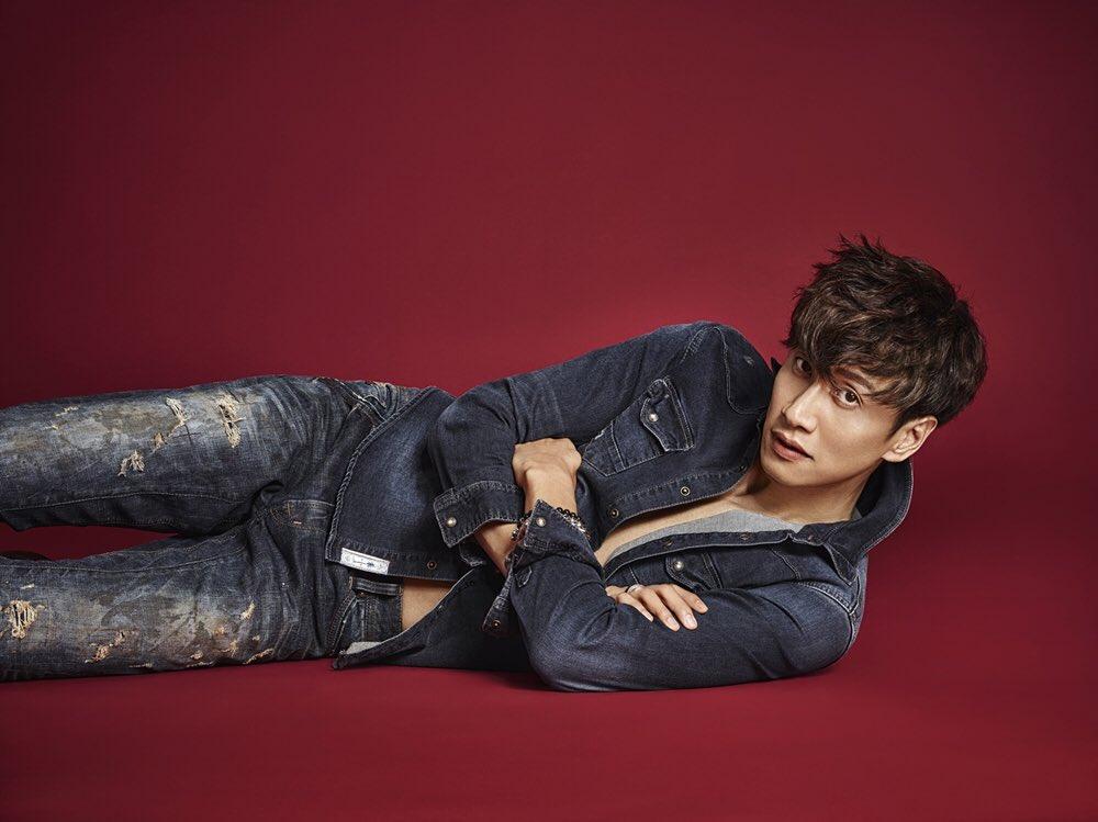 Lee Kwang Soo Named New Model For Buckaroo