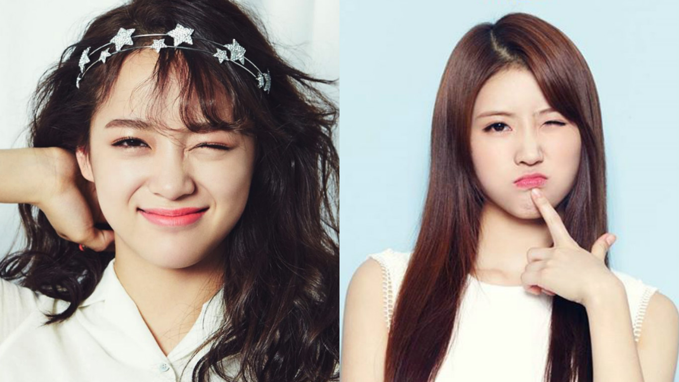 """gugudan's Kim Sejeong And Lovelyz' Mijoo To Guest On """"Running Man"""""""