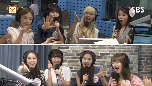 Oh My Girl Reveal How Their Agency Guides Their Diet