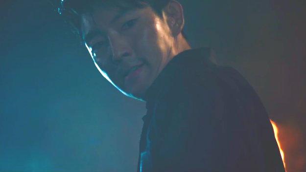 Lee Joon Gi Resident Evil Trailer