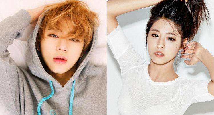 Aoa hyejeong and jun ki dating