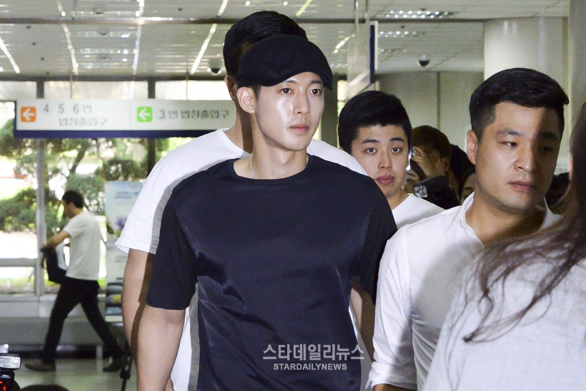 Kim Hyun Joong And Ex-Girlfriend Going Back To Court In January