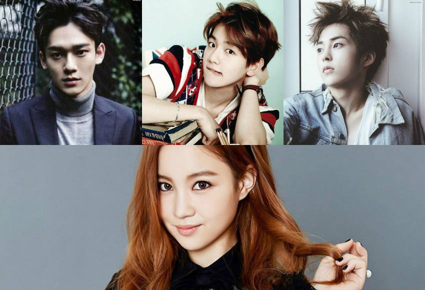 """EXO, Lee Hi, Epik High, And More Reportedly Join """"Scarlet Heart: Goryeo"""" OST"""