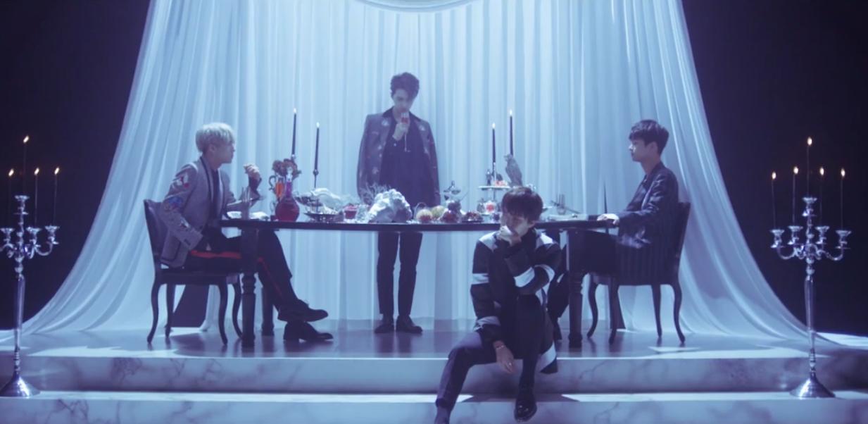 """Watch: VIXX Rocks Their Dark Concept In """"Fantasy"""" MV Teaser Video"""