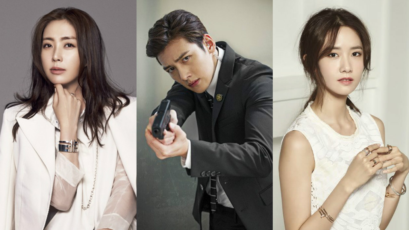 "The K2"" Starring Ji Chang Wook, Girls' Generation's YoonA, and ..."