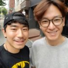 Lee Si Eon Shows Off His 15-Year Friendship With Im Joo Hwan