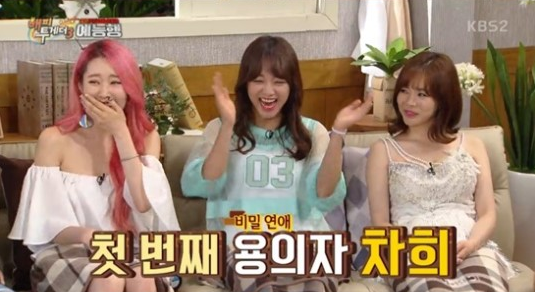 Girls' Generation's Sunny And Melody Day's Chahee Discuss Dating Secretly
