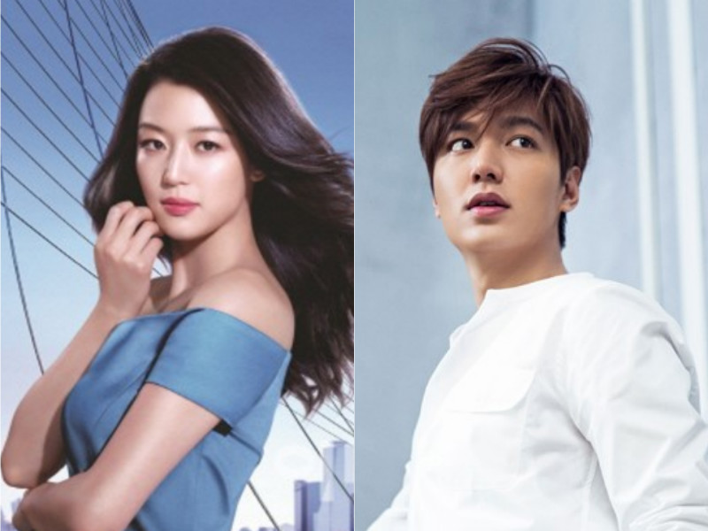Jun Ji Hyun And Lee Min Ho To Head Overseas To Film New Drama