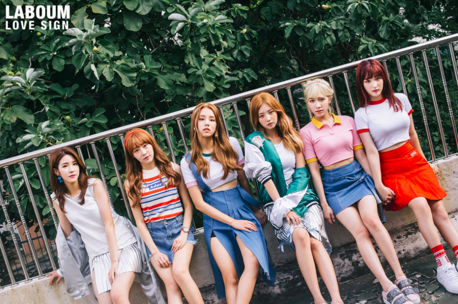 """LABOUM Reveals Teasers For """"Love Sign"""" Comeback"""