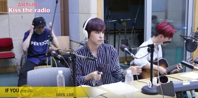 """Watch: DAY6 Sings Of Heartbreak With Cover Of BIGBANG's """"If You"""""""