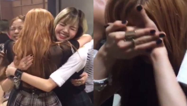 BLACKPINK Break Down In Happy Tears After Debut Performance
