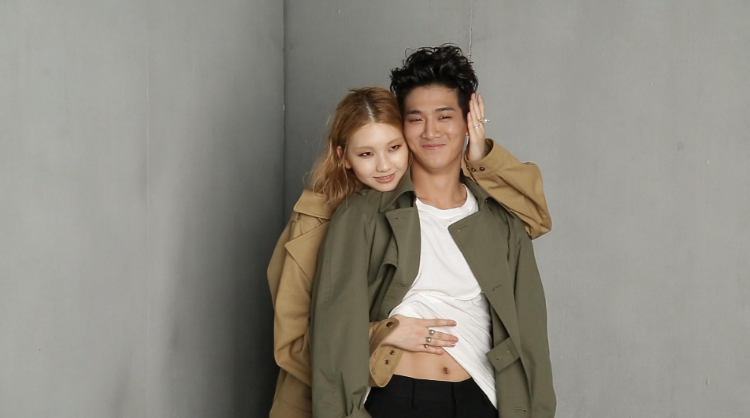 "Kim Jin Kyung And Jota To Turn Up The Heat In Photo Shoot On ""We Got Married"""