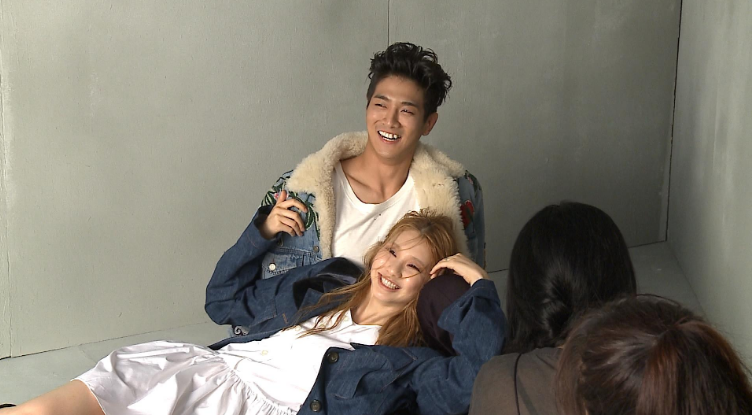 MADTOWN's Jota Declines To Comment On Possibility Of Really Dating Kim Jin Kyung