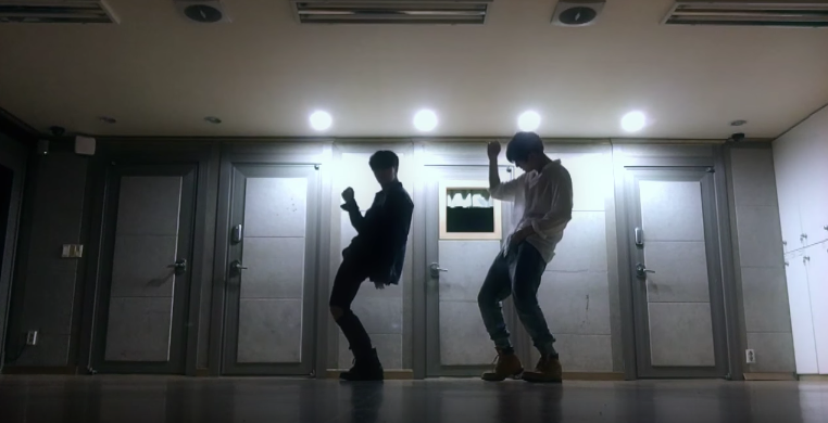 """Watch: BTS's Jungkook And Jimin Ooze Charisma In Dance Practice To Drake's """"Own It"""""""