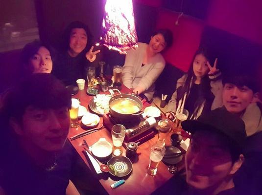"""Hong Jong Hyun Shares Photo Of """"Scarlet Heart: Goryeo"""" Cast's First Meet-Up"""