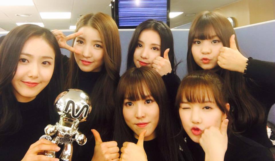 GFRIEND Is The No. 2 Group In K-Pop History For Number Of Music Show Wins In A Year