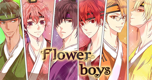 flower boys tappytoon