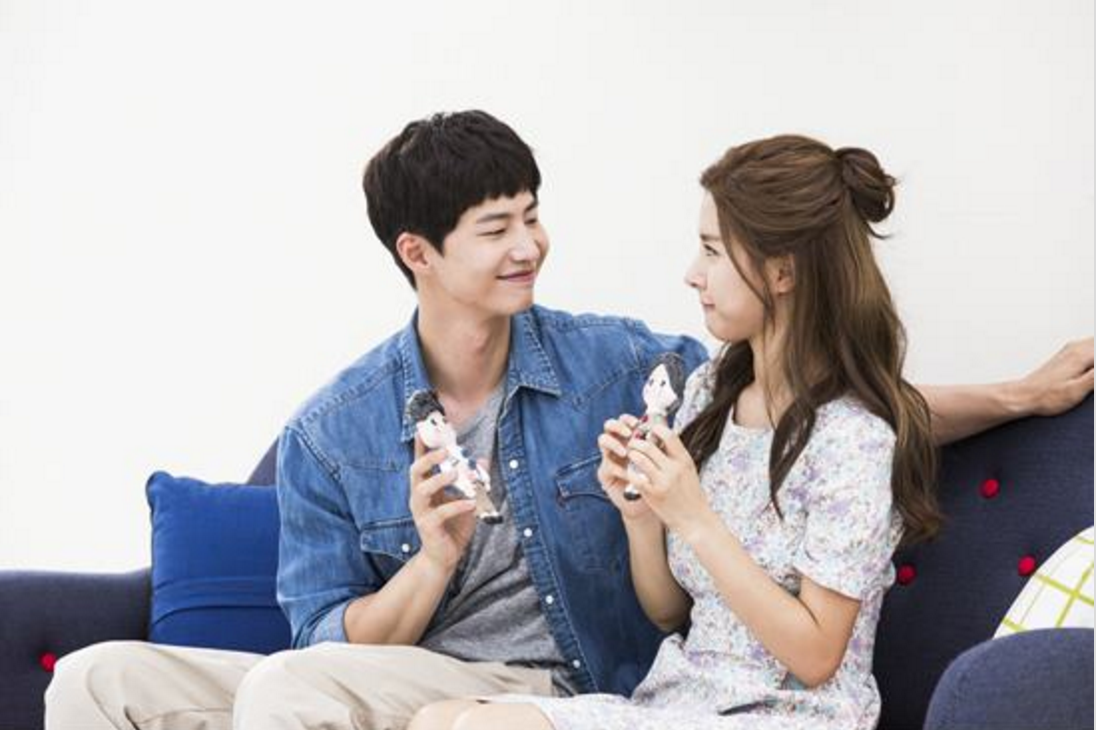 """Kim So Eun And Song Jae Rim Thank """"We Got Married"""" For Chemistry In New Drama"""