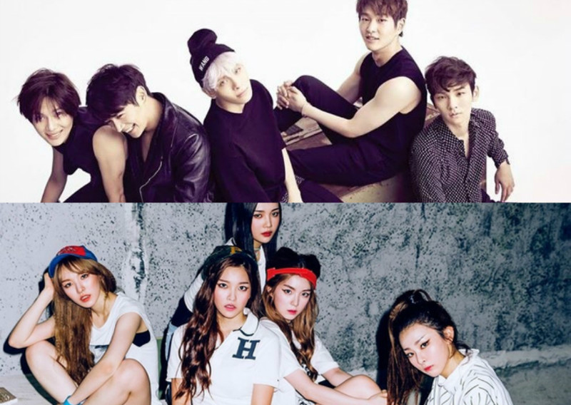 SHINee And Red Velvet Reportedly Preparing For Comebacks